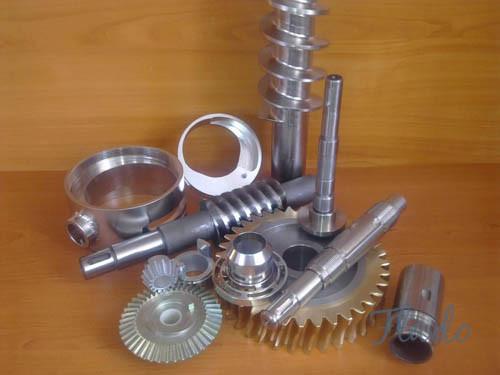 Запасные части для пельменных аппаратов JGL