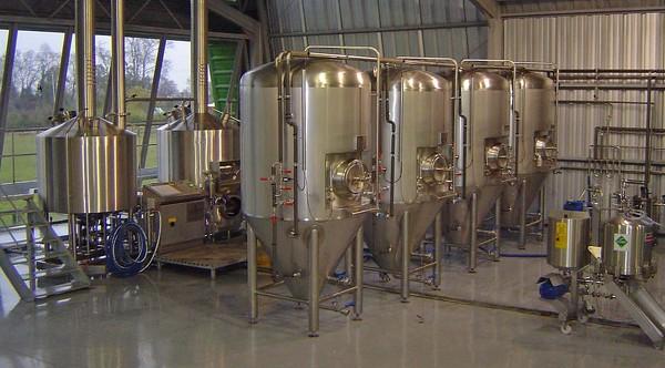 Линии для производства пива