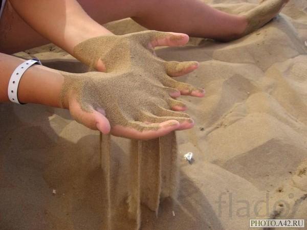 Песок, щебень, гравмасса ОПГС