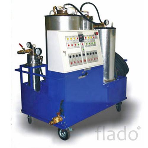 Установка регенерации промышленных масел УРМ-1000