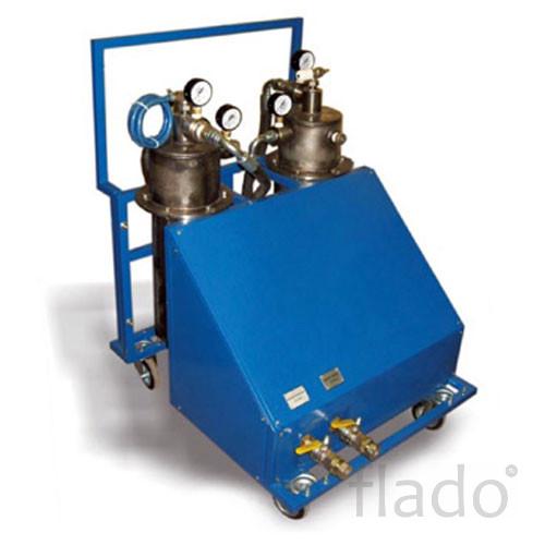 Блок фильтрации индустриальных масел  БФН-2000