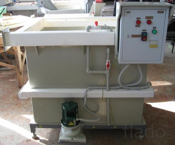 Установка для приготовления  электролита  УДЭ-2 и УДЭ-2К