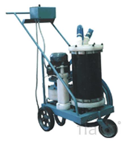 УФЭ-1 Установка фильтрации электролита