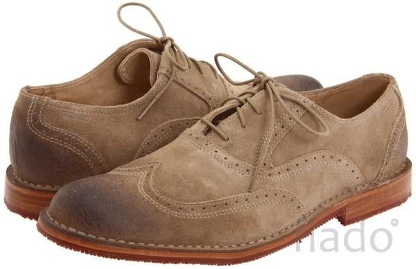 Туфли мужские замшевые Sebago® Wingtip