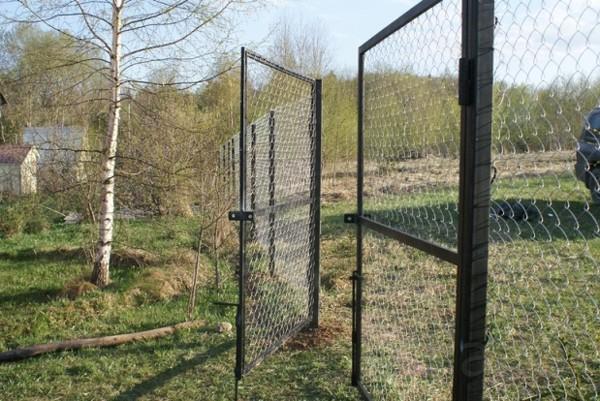 Ворота садовые, калитки.Бесплатная доставка.