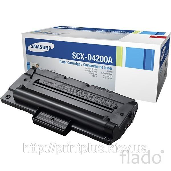 Заправка картриджа SCX-D4200A для МФУ Samsung SCX-4200