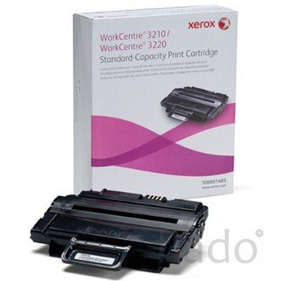 Заправка картриджа 106R01485 для Xerox Work Centre 3210/ 3220