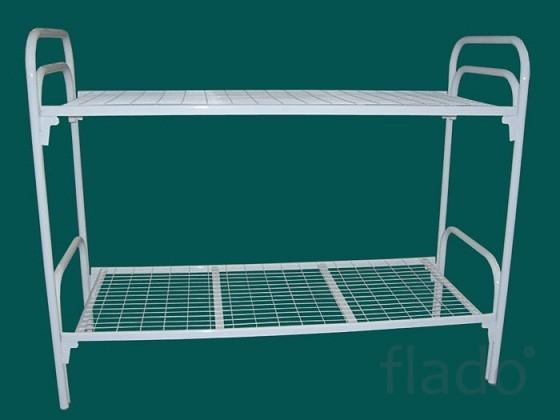 Металлические кровати от производителя для рабочих бригад, строителей