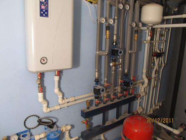 Отопление, водоснабжение, сантехника, вентиляция в Пензе и области.