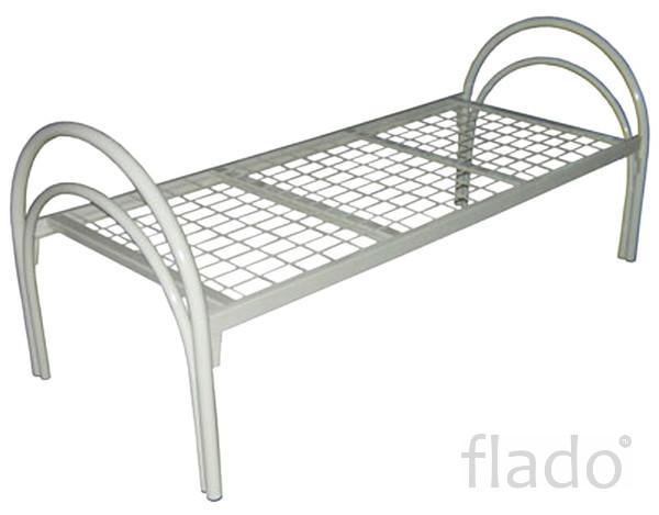 Металлические кровати для санатория, кровати для турбазы
