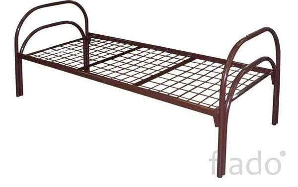 Кровати металлические для хосписов, кровати для общежития