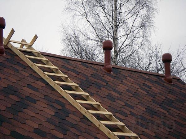 Монтаж мягкой кровли в Пензе. Строим крыши.