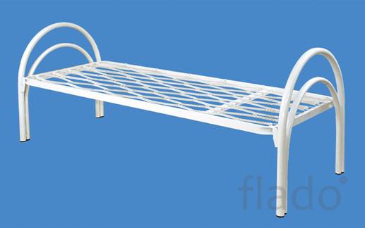 Кровати металлические для лагеря, кровати для строительных времянок