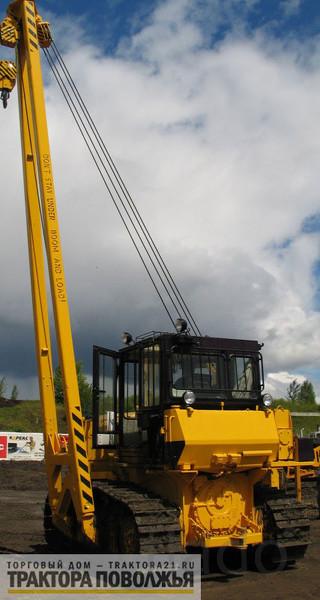 Гусеничный трубоукладчик ЧЕТРА ТГ221/222 г/п 25-30 тонн