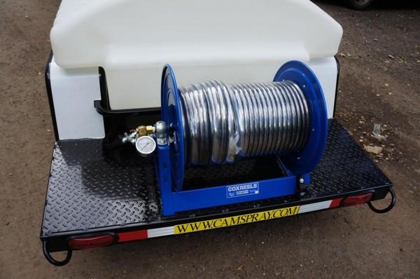 Гидродинамическая машина EJT2508V-E до 400 мм. (172 Бара, 30 литров в