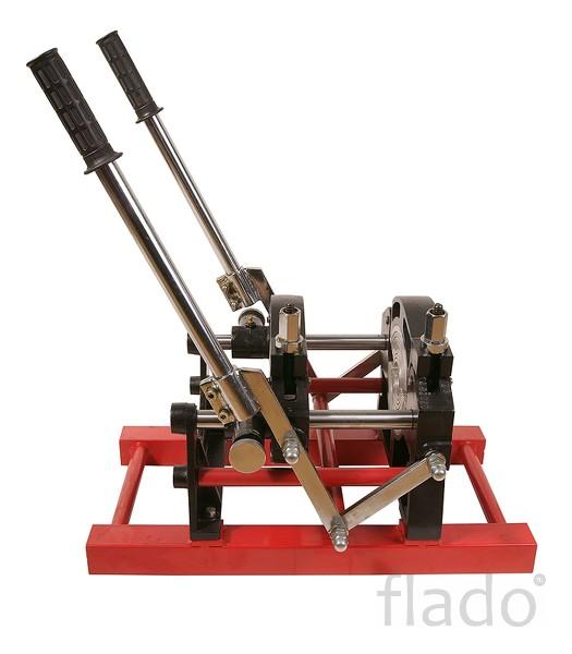 Механическая машина для сварки пластиковых труб до 160мм