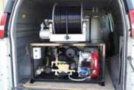 Серия VM и PU, в фургон микроавтобуса