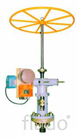 Станки вырезки отверстий в действующем трубопроводе с электроприводом
