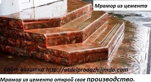 Оборуд.по произв.строймат.под мрамор