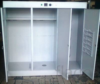 Сушильные шкафы для одежды - производство