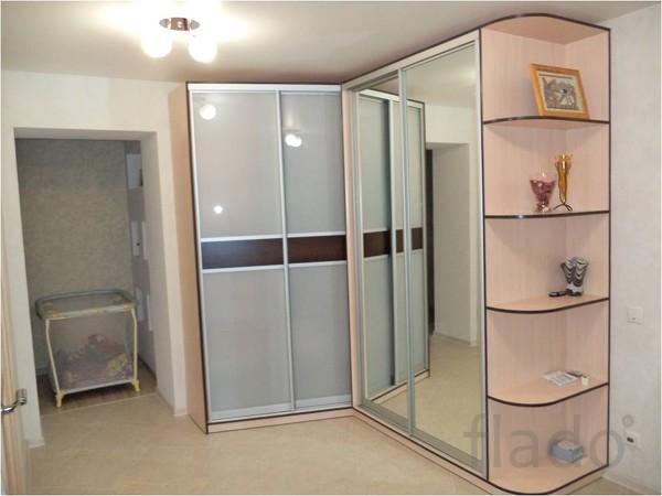 Изготовим в Самаре по Вашим размерам шкафы-купе и гардеробные.