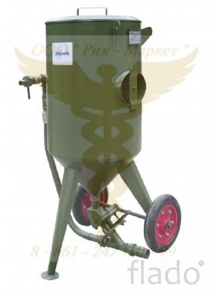 Пескоструйная установка Zitrek DSMG-25