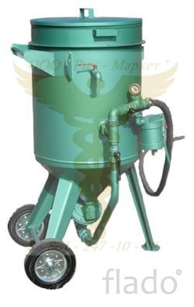 Пескоструйная установка Zitrek DSMG-160
