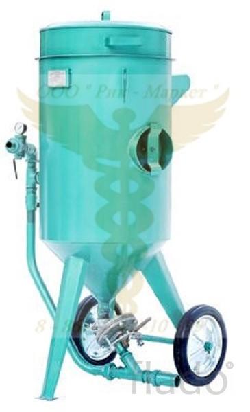 Пескоструйный аппарат Zitrek DSMG-250