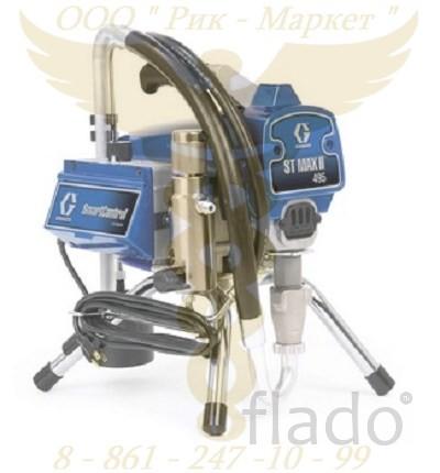 Окрасочный аппарат Graco ST MAX 495