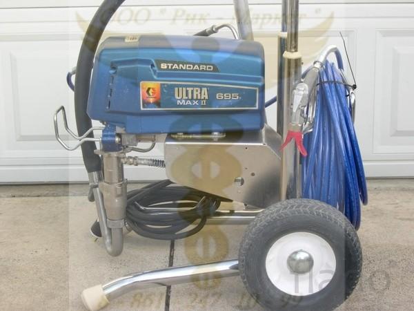 Аппарат окрасочный Graco ULTRA MAX II 695