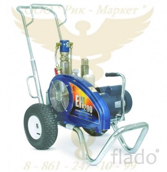 Окрасочный аппарат Graco DutyMax EH 200 DI