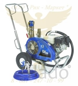 Окрасочный аппарат Graco DutyMax GH 200