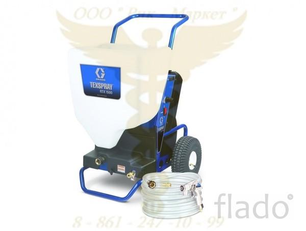 Штукатурный аппарат Graco RTX 1500