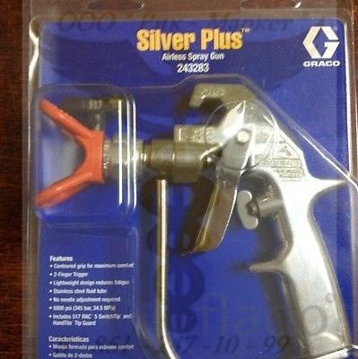 Окрасочный пистолет Graco Silver Plus