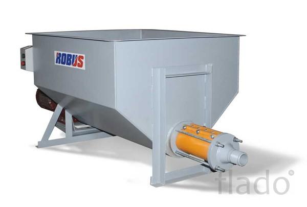 Героторный  насос  Robus500GN  бункерный