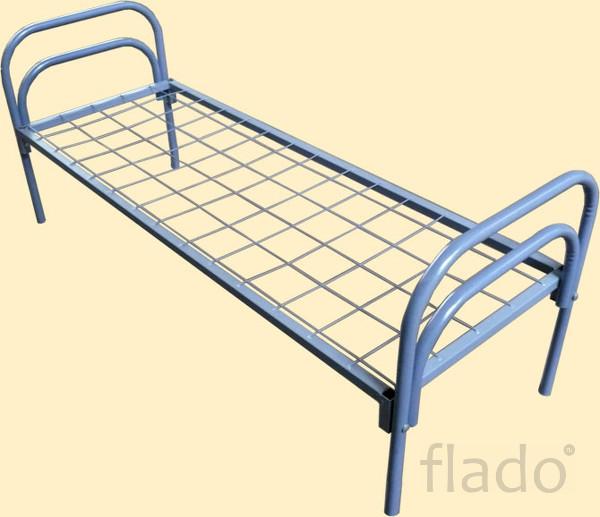 Металлические кровати для рабочих от производителя