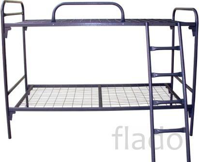 Кровати металлические для турбазы, кровати для хосписов, отеля