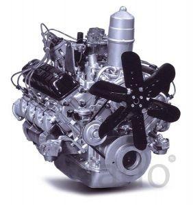 Двигатель ЗМЗ 52342 Евро 3 для автобуса ПАЗ