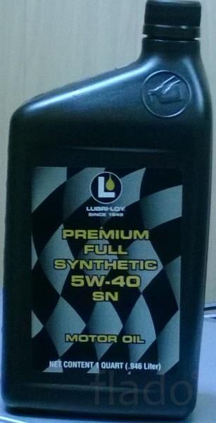 масло 5w40 API SN
