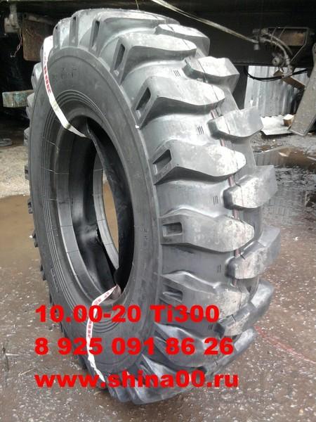 Шина 10.00-20 Ti300, Ti400 для экскаваторов