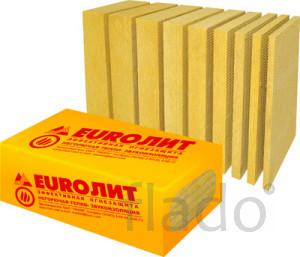 Огнезащитные теплоизоляционные плиты EURO-ЛИТ.