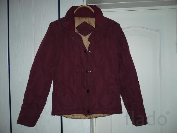Куртка демисезонная пуховик на девочку
