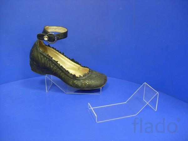 Подставки под обувь, ножи, бижутерию, парфюмерию.