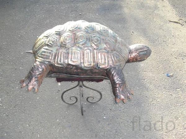Черепаха кованая