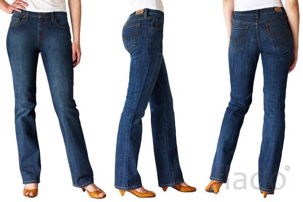 Levi's® 505® Straight Leg - джинсы (155050084)