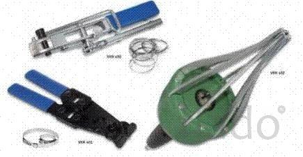 Приспособление для замены пыльника шруса VKN 402 пневматич