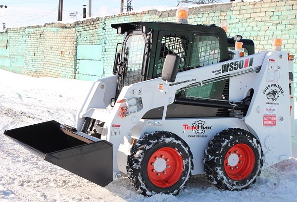 мини погрузчики Forway (Bobcat)