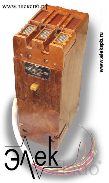 Продаем выключатели (автоматические, пакетные) ВА, АК, А, БВК, ВПБ