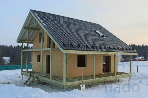Канадский дом для Русской зимы