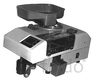 АСМ-1Л  машина для счета и фасовки монет всех достоинств ЦБ РФ